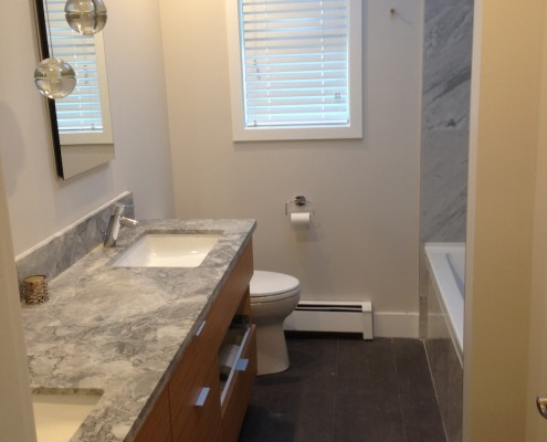 full bathroom reno jjs custom plumbing