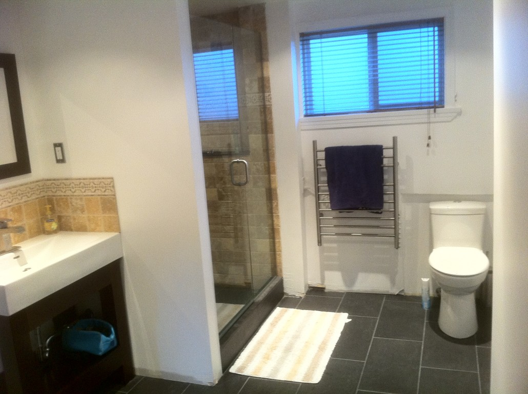 Coquitlam Laundry and Bathroom Renovation - JJ's Plumbing
